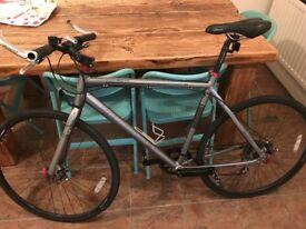 "Hybrid adult bike 22"""