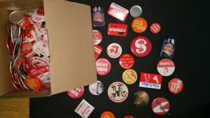 N.S. liberal political pins