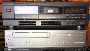 FISHER Stereo Cassette Deck