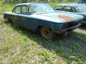 1960 Oldsmobile 88 for restoration