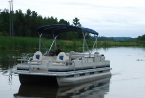 2006 Misty Harbor Fish N' Cruise 20 Foot Pontoon Great Condition