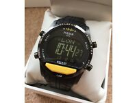 Pulsar Men's Digital World Rally Collection Racing Watch