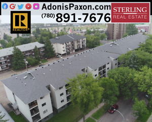 #408 12915 65 Street NW Chelsea Park Condo For SALE