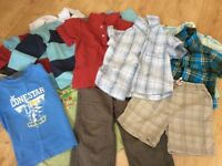Bundle of boys clothes 6 months to 2 yrs