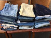 39 x pairs of Jeans