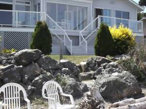 WALK-ON WATERFRONT BEACHFRONT HOME 10 MONTH LEASE