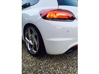 "Radi8 19"" alloys and tyres swap rotiform BBS vw Audi seat"