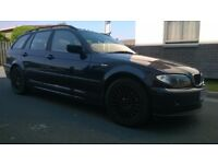 BMW 320DSE TOURING 1ST CLASS CONDITION