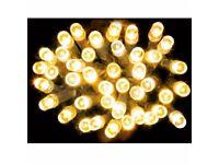 LED Multifunction Timer Lights (120) W/W.