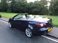 VW Eos T-FSI Sport Convertible (REDUCED) Immaculate, private plate