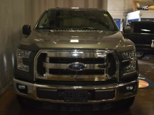 2016 Ford F-150 XLT 4x4 SuperCrew Cab Styleside 5.5 ft. box 145