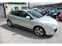 Renault Megane 1.5dCi 106 Dynamique 2009 MODEL SILVER 5 DOOR +BEAUTIFUL+
