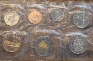 Canadian Coin Set – 1998 Brilliant Uncirculated