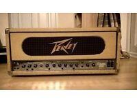 Peavey Classic 400 all valve bass amplifier ampeg bass amp