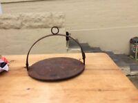 Cast Iron Antique Griddle -Brilliant for Drop Scones and Pankcakes