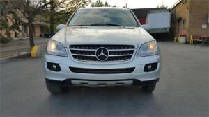 2008 Mercedes-Benz M-Class 3.0L CDI TEL: 514 249-4707