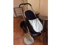 iCandy Strawberry 2 pram - excellent condition
