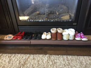 Toddler girl shoes sizes(5-6)