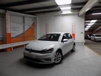 Volkswagen Golf SE NAVIGATION TDI BLUEMOTION TECHNOLOGY (white) 2017-03-22