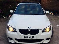 Bmw 525d M sport facelift auto low mileage not 535 530 335