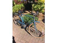 Vintage Raleigh Road bike. Made in England.