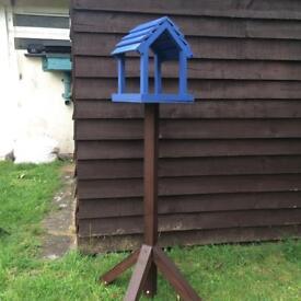 Handmade Birdtable