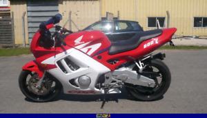 Honda CBR600 98