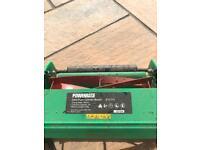 Powerbase push mower **FREE**