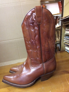 bottes western mexicaines CIMARRON gr. 9 homme