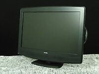 22 INCH ALBA FREEVIEW HDMI TV/DVD PLAYER ON STAND