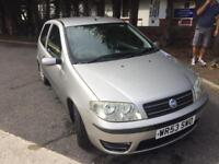 Fiat Punto 53 plate
