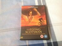 The Flying Scotsman cycling DVD about Graham Obrie