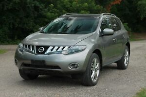 2010 Nissan Murano LE ONLY 93K | AWD | Sunroof | Leather