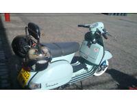 Vespa Piaggio PX200E Scooter