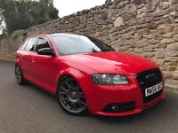2007 Audi A3 S Line TDI Quattro 5 Door HUGE SPEC (part exchange welcome)