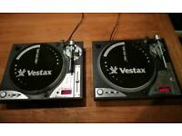 Vestax PDX D3S (Pair) Not Technics 1210s