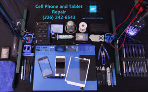 ☆☆☆CELL PHONE & TABLET REPAIR CALL / TEXT 226-242-6543☆☆☆