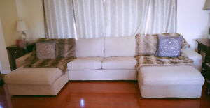 Beautiful Mint Condition Beige IKEA Couch