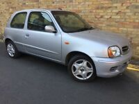 2002 NISSAN MICRA - 1 YEARS MOT - LOW INSURANCE , LOW TAX - SUPER ECONOMICAL