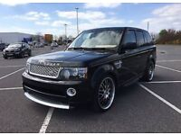 RANGE ROVER SPORT 4.2 SUPERCHARGED 2013 AUTOBIOGRAPHY KIT RANGEROVER MAY PX SWAP