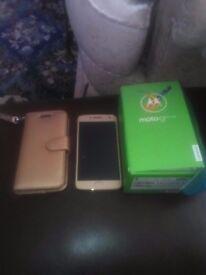 Motorola G5 plus on O2
