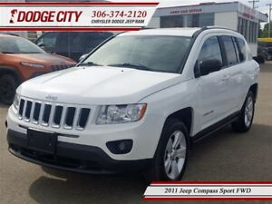 2011 Jeep Compass Sport FWD **PST PAID**