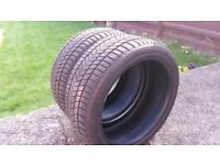 235/40 R18 95V XL >> 2x Winter Tyres in Perfect Condition<<