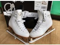 Ice Skates - SFR Galaxy UK 12J
