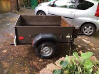 car trailer for sale or swap