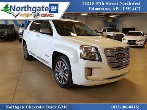 2016 GMC Terrain Denali, AWD, V6, Nav, Sunroof, Bluetooth