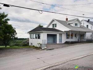 150 000$ - Maison 2 étages à vendre à St-Sylvestre