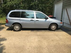 Ford windstar low kms