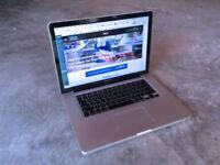2012 Mac book pro July model