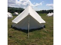 4m Bell tents for sale